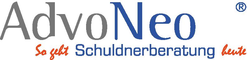 Logo Advoneo - So geht Schuldnerberatung heute