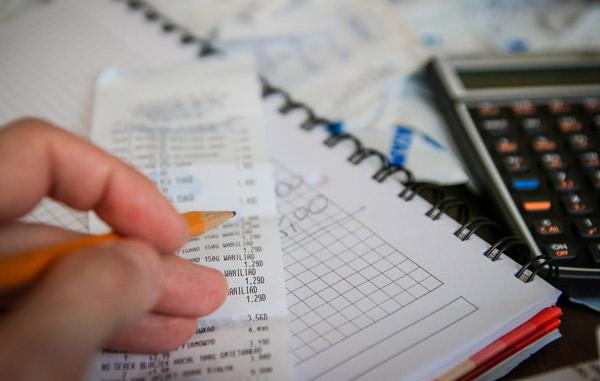 Finanzen berechnen Schulden vermeiden