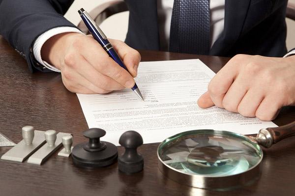 Schuldenvergleich unterschreiben Zustimmung