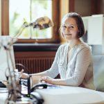 AdvoNeo Schuldnerberatung Arbeitsplatz Workplace Modernes Büro