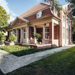 AdvoNeo Schuldnerberatung Außenansicht Gebäude Büro Denkmalgeschützte Villa